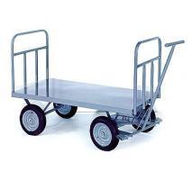 Carrinho plataforma para transporte de carga