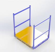 Equipamentos de movimentação e armazenagem de materiais